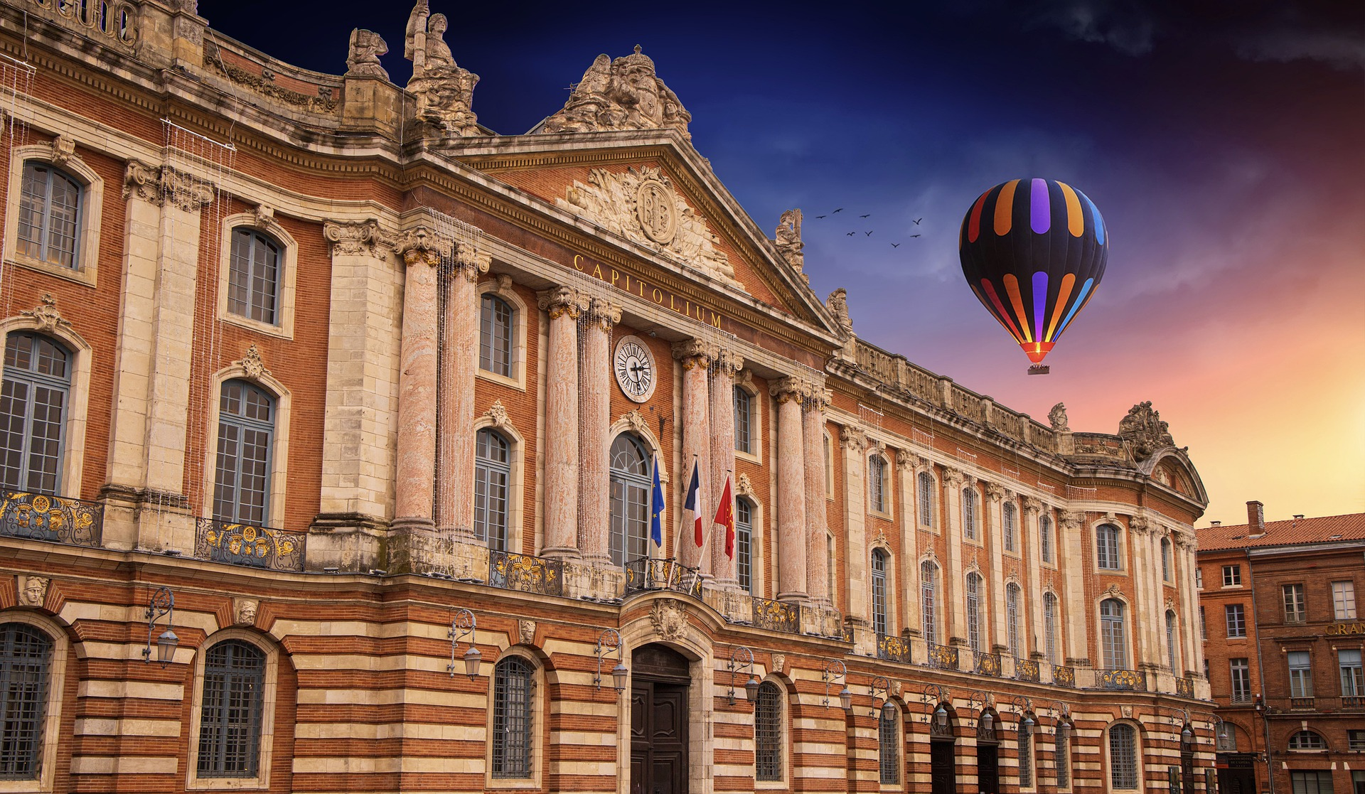Main image of article: Toulouse