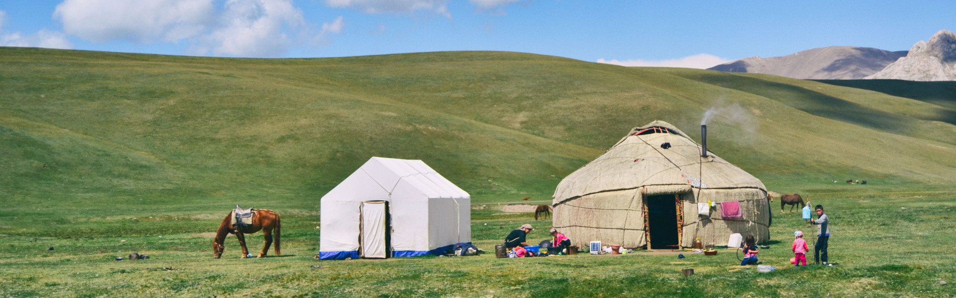 Destination image of Asie centrale