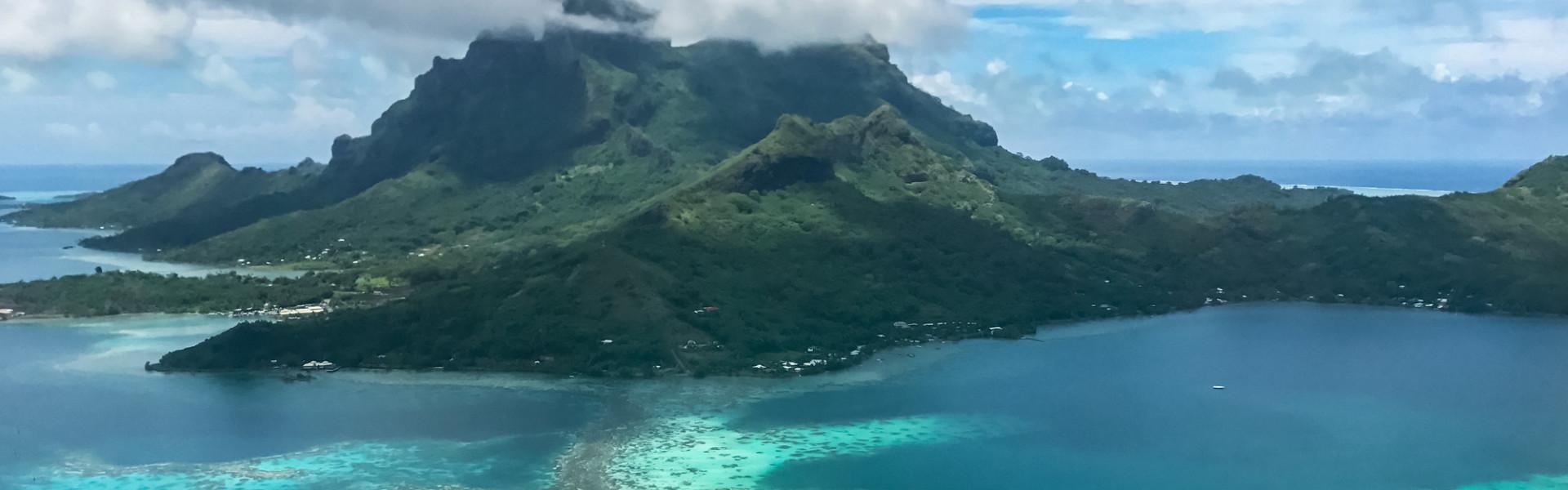 Destination image of Îles polynésiennes