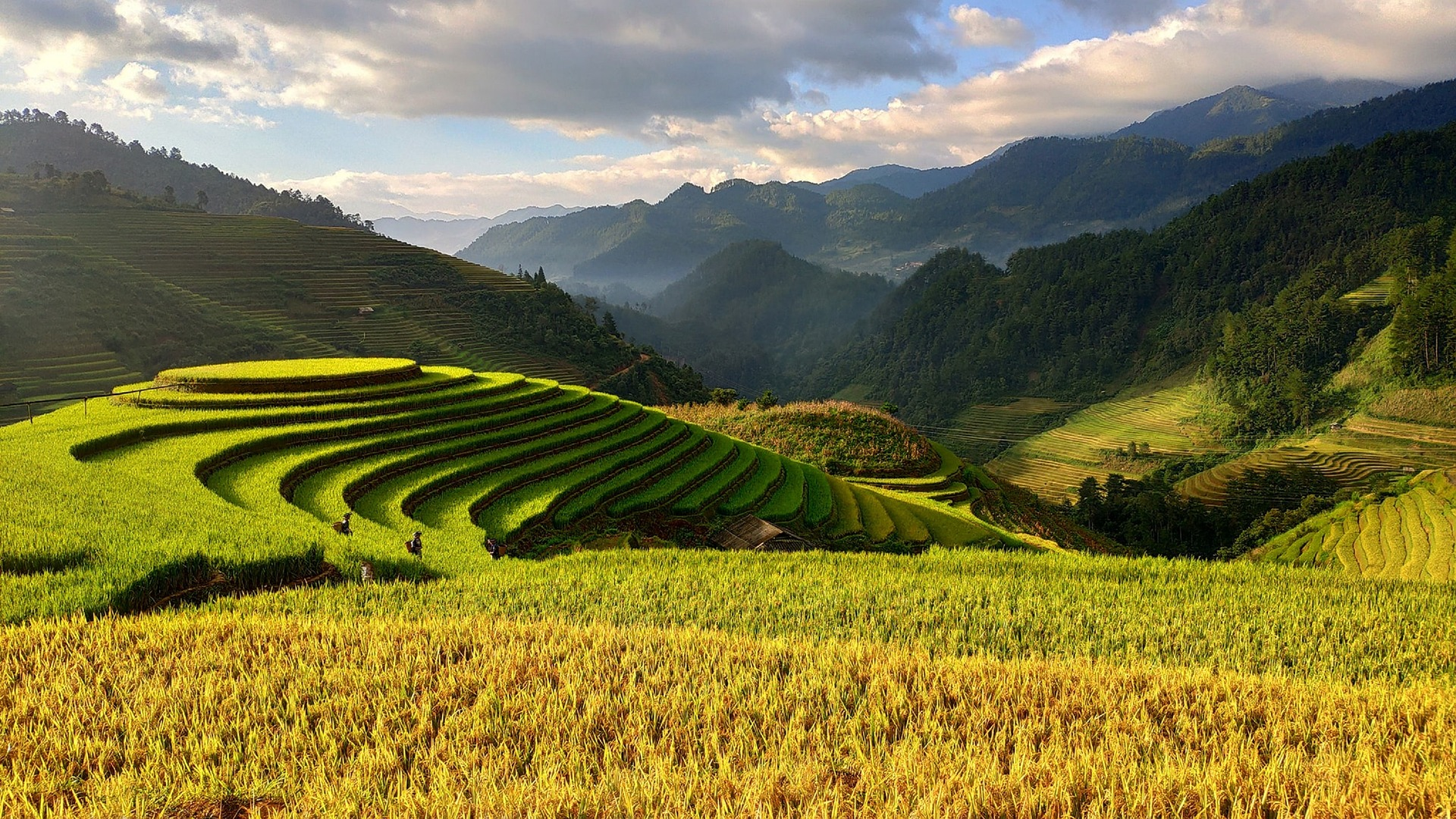 Destination image of Vietnam