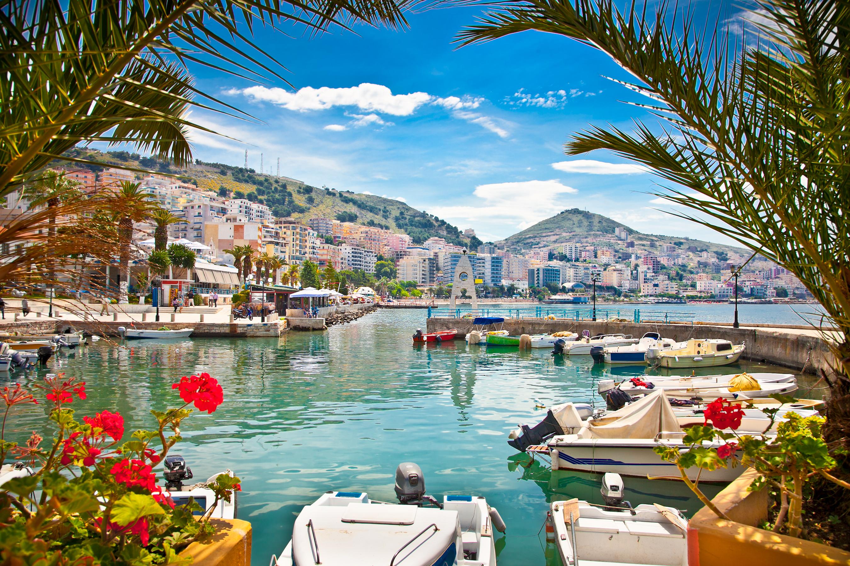 Destination image of Albanie