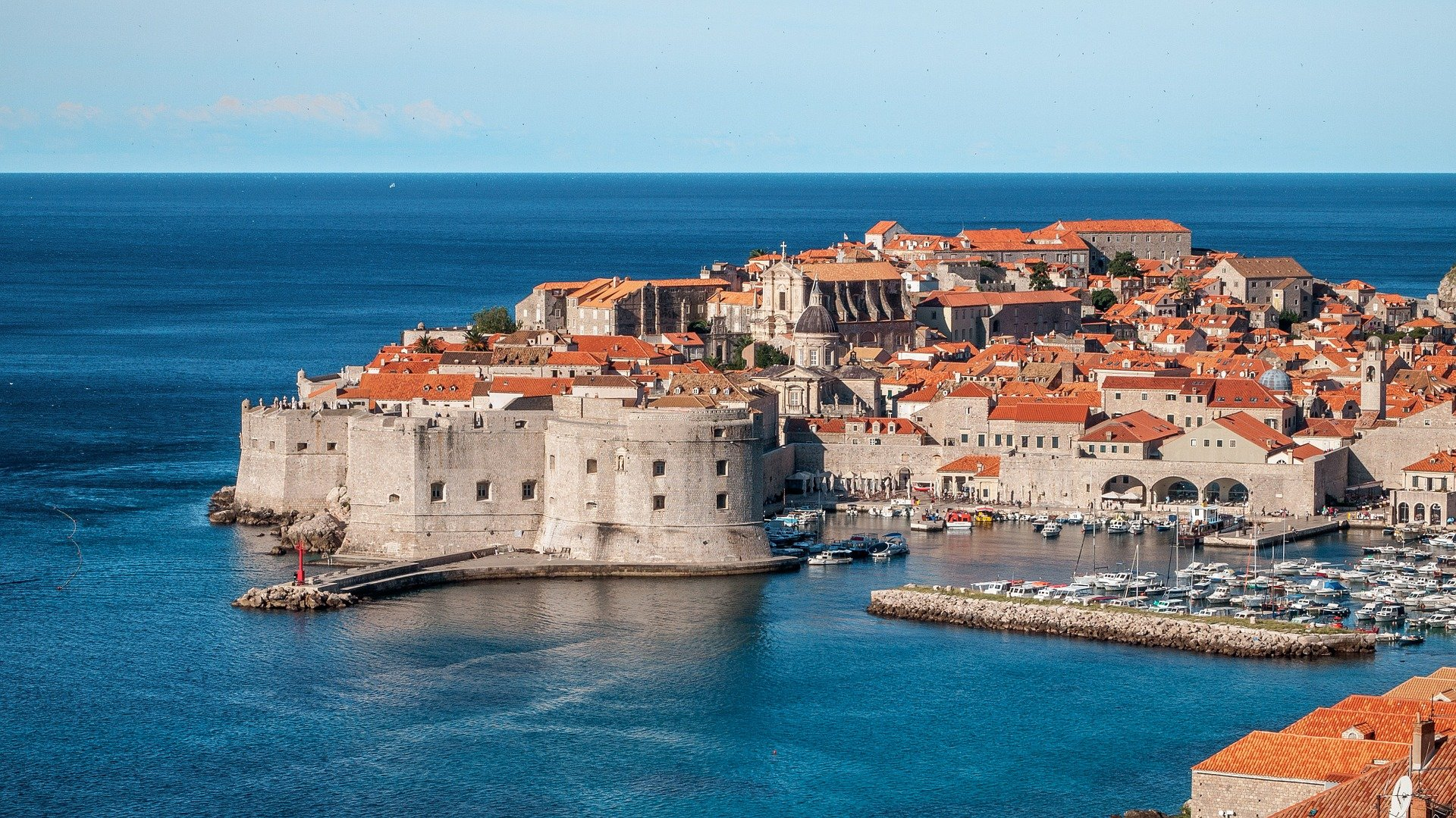 Main image of article: A holiday in Dubrovnik…