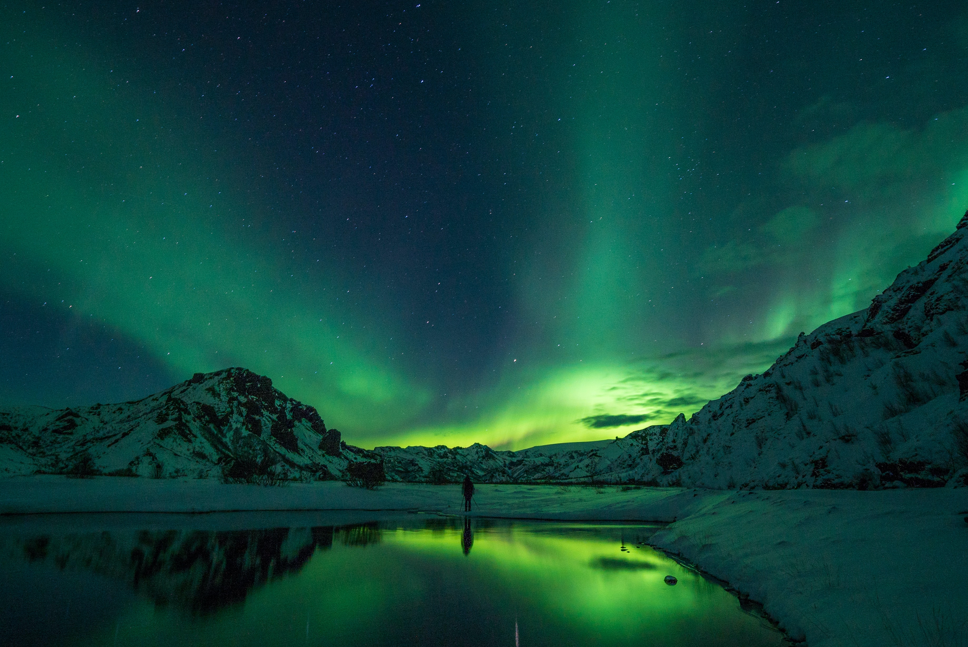 Main image ofPhoto travels in Scotland - Northern lights & drone (Autumn/Winter)