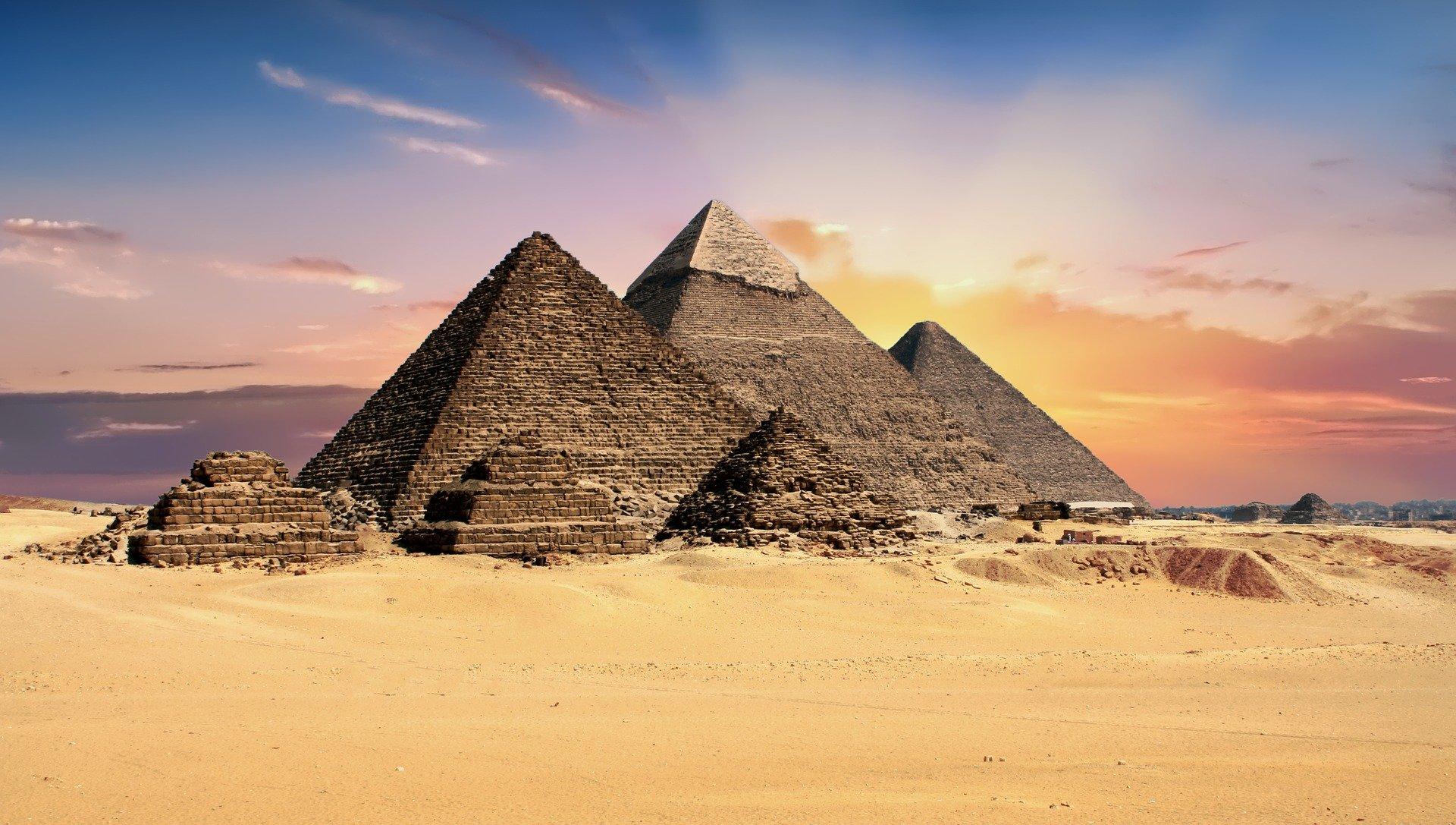 Destination image of Egypt