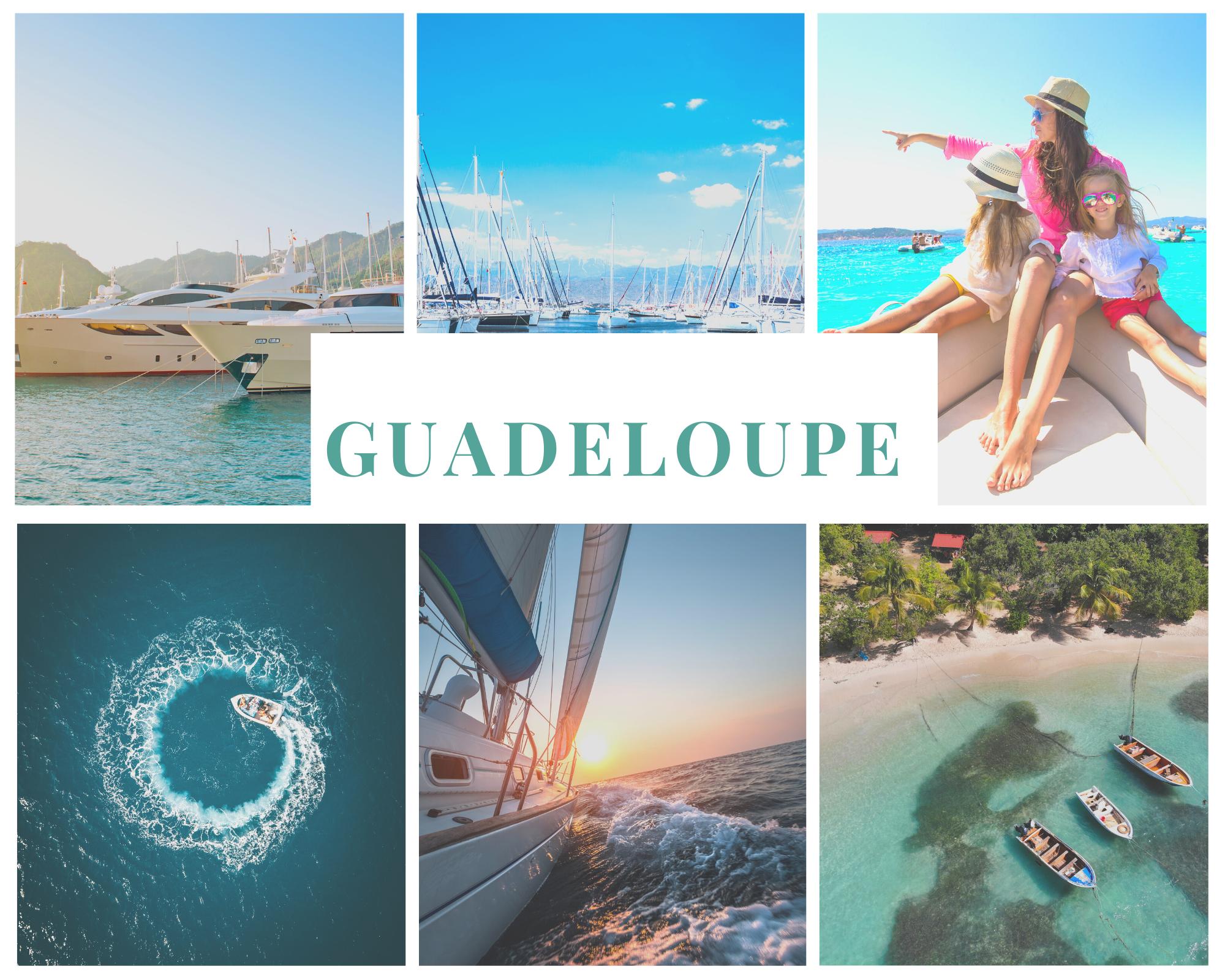 Main image ofLe tour des îles de la Guadeloupe en 14 jours.