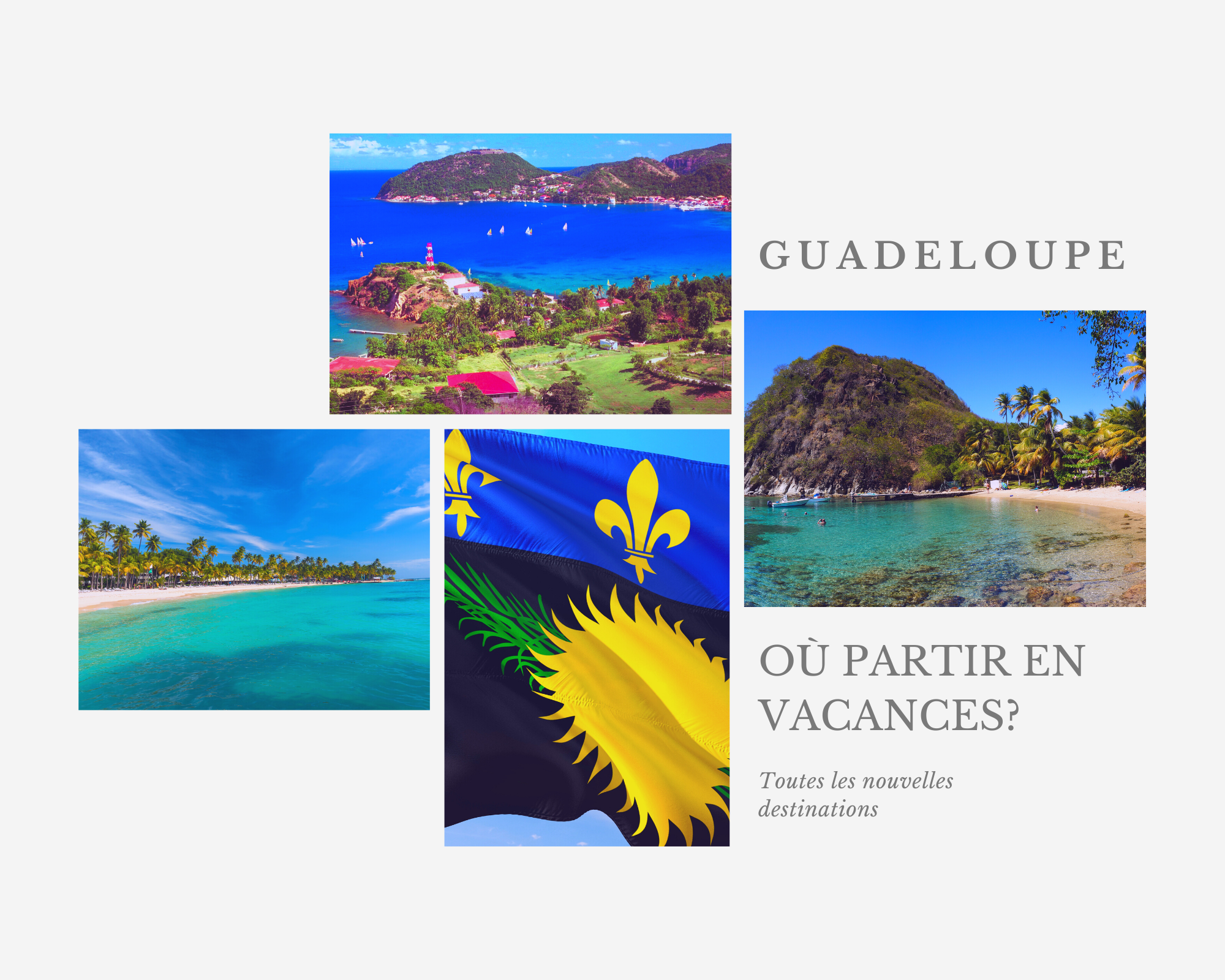 Main image ofGo to Guadeloupe- French West-Indies