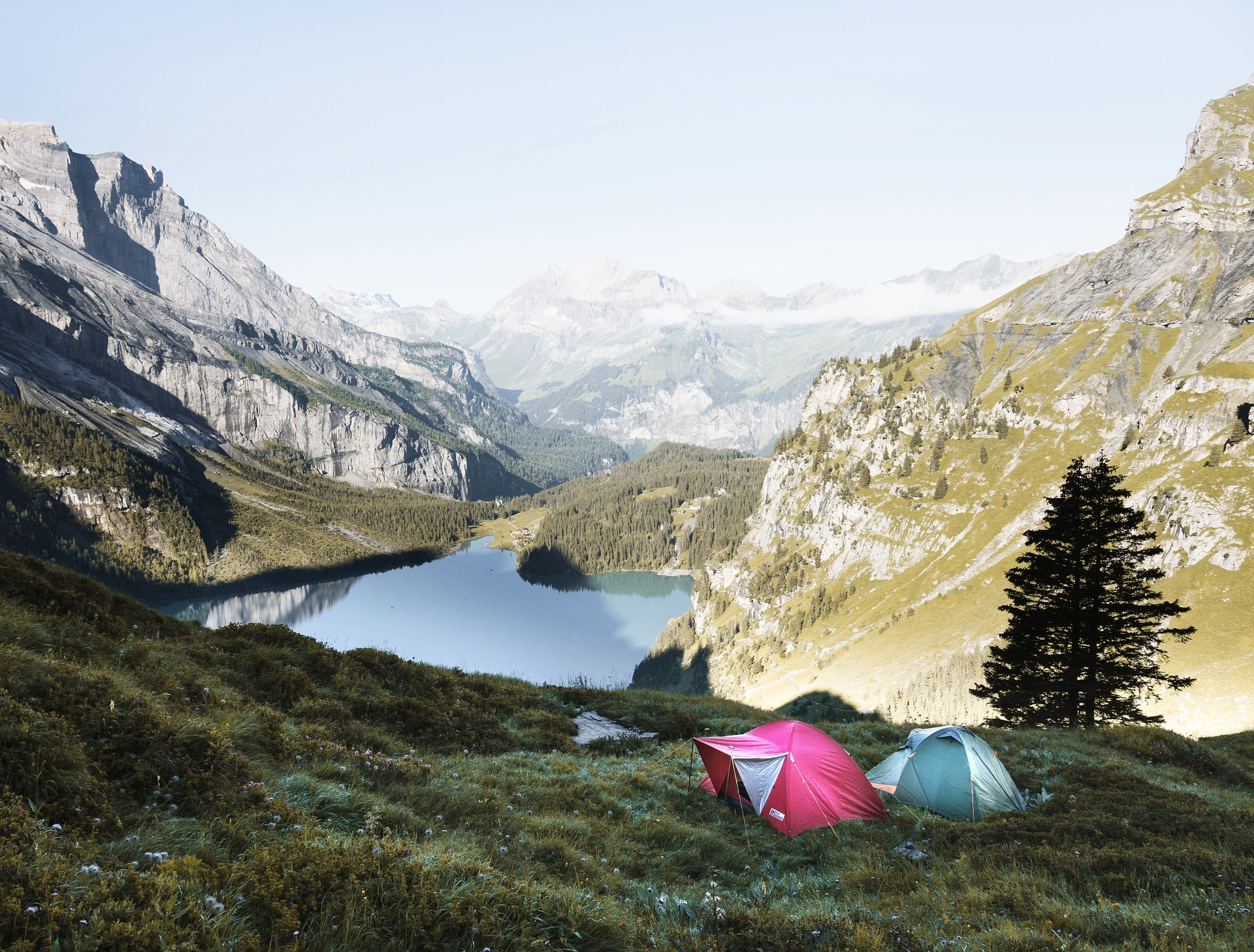 Destination image of Camping