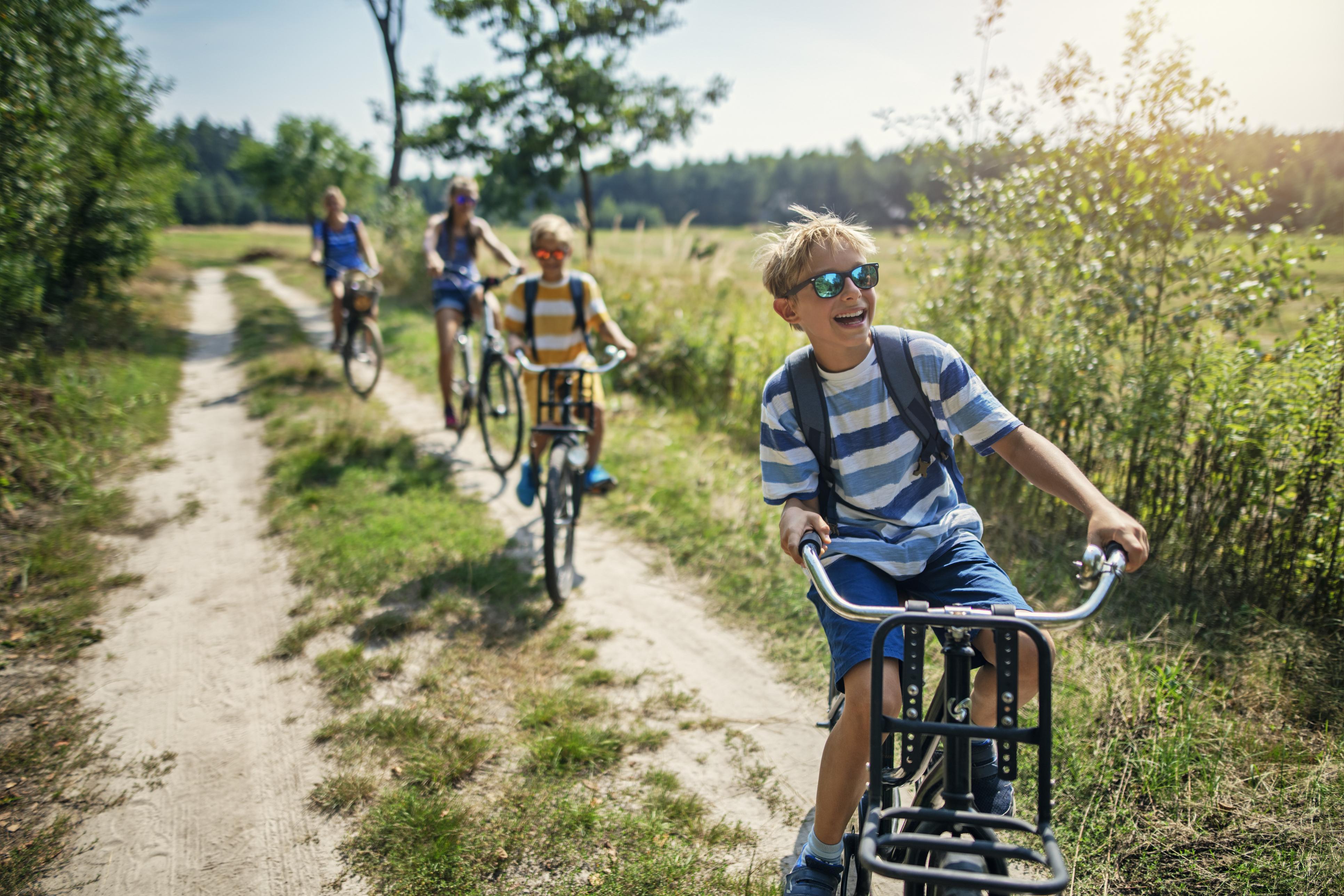 Main image of article: Comment préparer ses vacances en famille ?