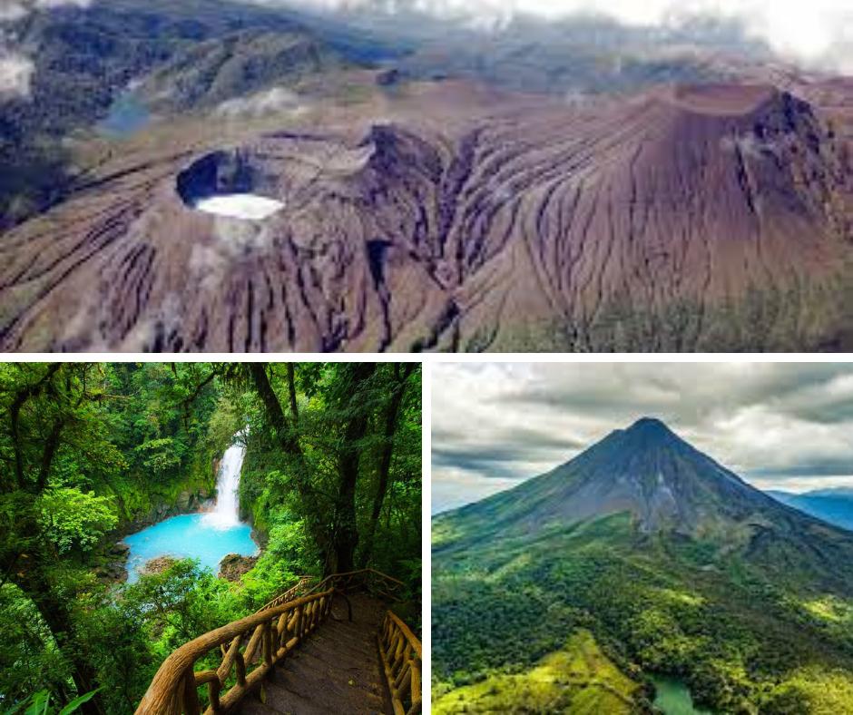 Main image ofDécouverte des volcans