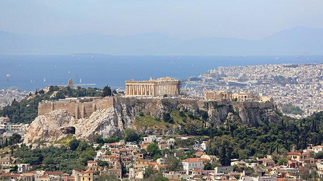 Main image of10 jours entre Athènes, Spetses et le Péloponnèse
