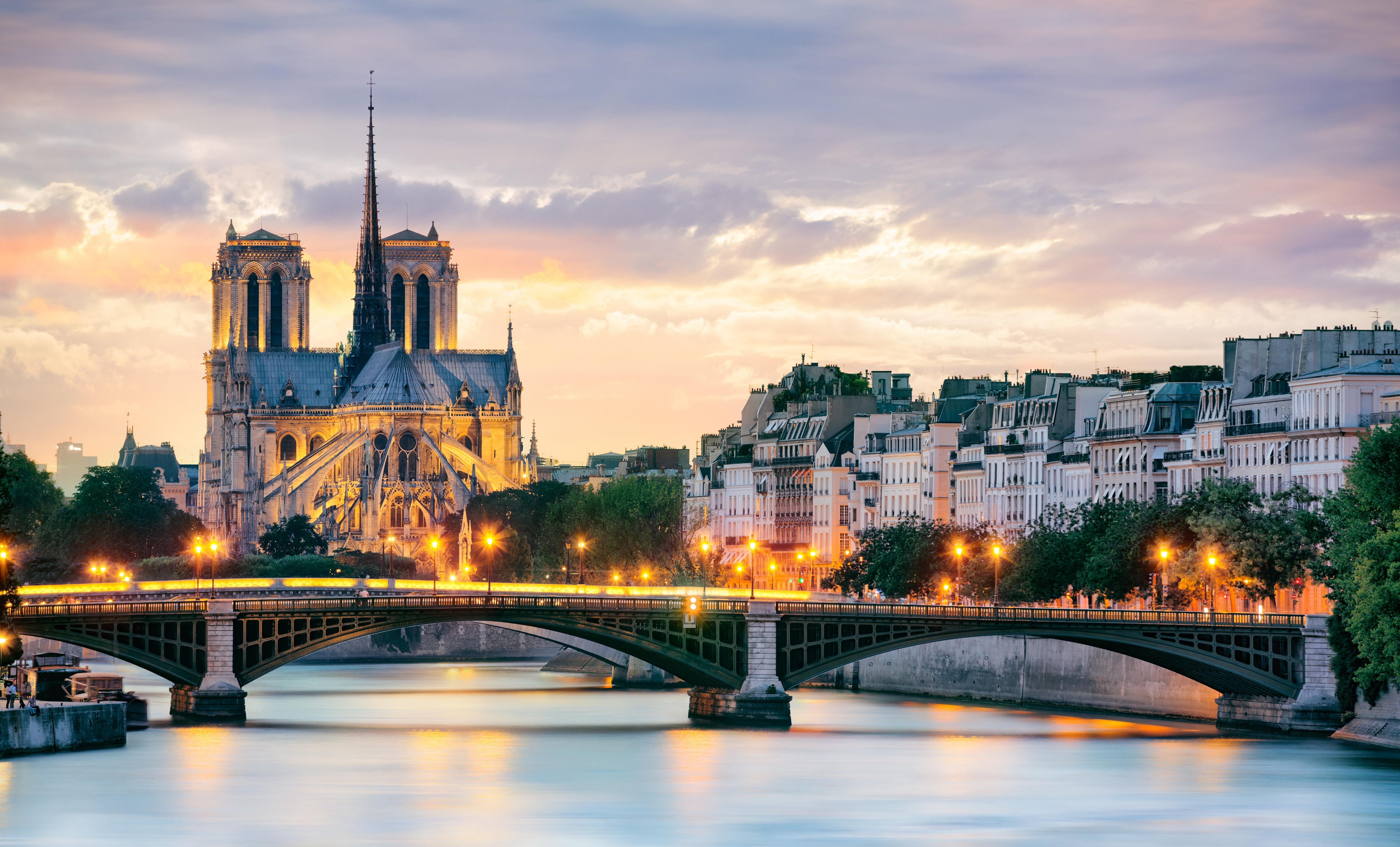Destination image of Paris
